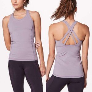 LULULEMON Stash N Run Tank Medium Support 10